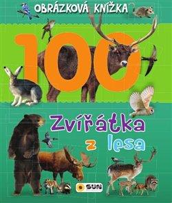 Obrázková knížka - Zvířátka z lesa