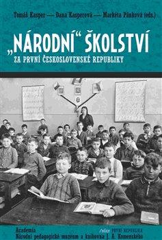 'Národní' školství za první československé republiky