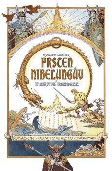 Obálka titulu Prsten Nibelungův