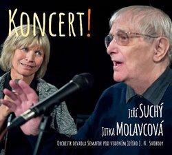 Obálka titulu Koncert!