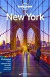 NEW YORK - LONELY PLANET 3. VYDÁNÍ