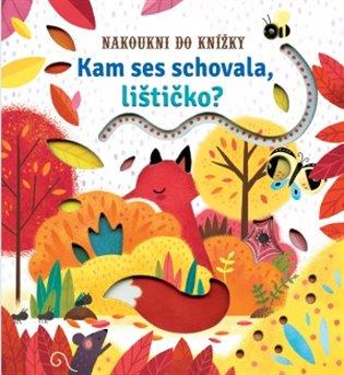 Kam ses schovala, lištičko?:Nakoukni do knížky - Sam Taplin | Booksquad.ink