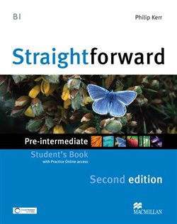 Obálka titulu Straightforward Second Edition Pre-intermediate Student's Book With Webcode Student's Book + Webcode