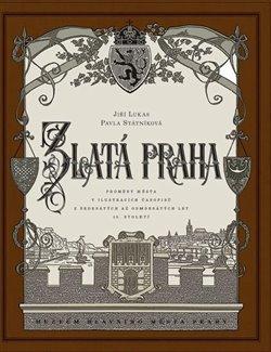 Obálka titulu Zlatá Praha