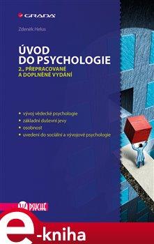 Obálka titulu Úvod do psychologie