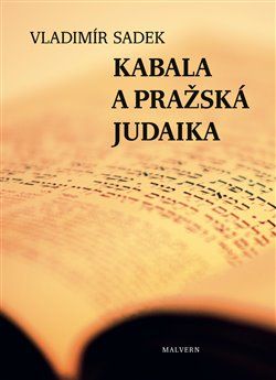 Obálka titulu Kabala a pražská judaika