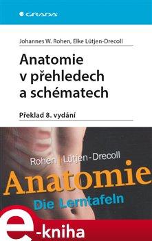 Obálka titulu Anatomie v přehledech a schématech