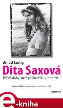 Obálka titulu Dita Saxová