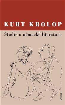 Obálka titulu Studie o německé literatuře