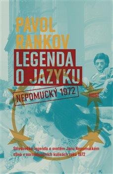 Obálka titulu Legenda o jazyku. Nepomucký 1972