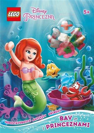 Lego Disney Princezna - Bav se s princeznami - -   Booksquad.ink