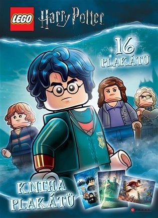 Lego - Harry Potter: Kniha plakátů - - | Booksquad.ink