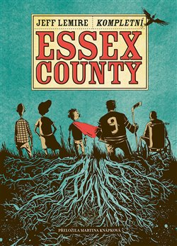 Obálka titulu Essex County