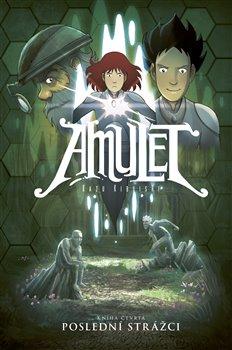 Obálka titulu Amulet 4