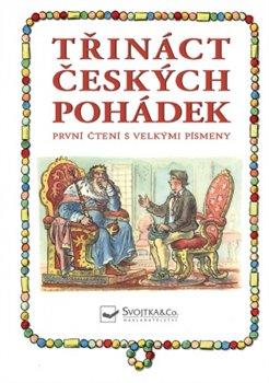 Obálka titulu Třináct českých pohádek