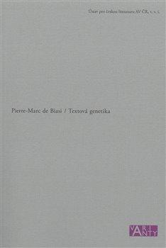 Obálka titulu Textová genetika