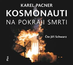 Obálka titulu Kosmonauti na pokraji smrti