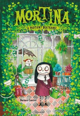 Mortina a protivný bratranec - Barbara Cantini | Booksquad.ink