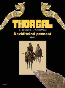 Obálka titulu Thorgal - Neviditelná pevnost  19 - 23