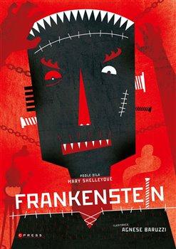 Obálka titulu Frankenstein