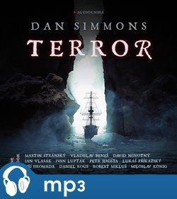 Obálka titulu Terror