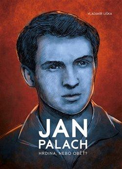 Obálka titulu Jan Palach