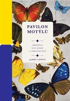 Obálka titulu Pavilon motýlů