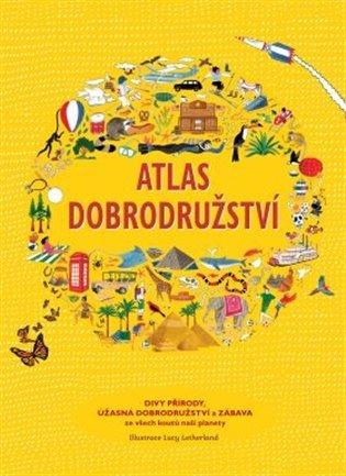 Atlas dobrodružství - - | Booksquad.ink