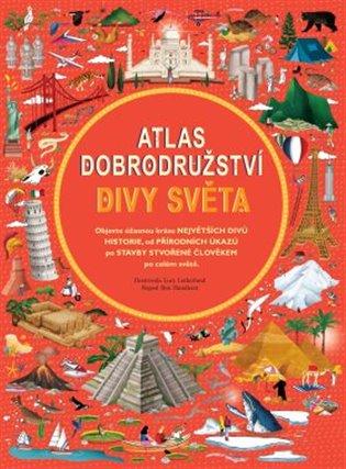 Atlas dobrodružství - Divy světa - Ben Handicott   Booksquad.ink