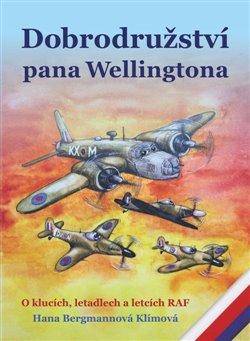 Obálka titulu Dobrodružství pana Wellingtona
