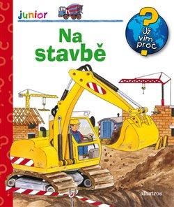Obálka titulu Na stavbě