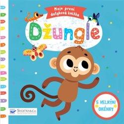 Džungle - Moje první dotyková knížka - Tiago Americo