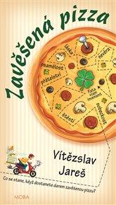 Zavěšená pizza