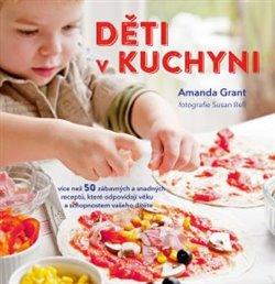 Obálka titulu Děti v kuchyni