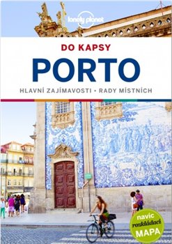 Obálka titulu Porto do kapsy - Lonely planet