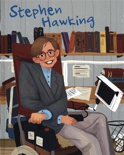 Obálka titulu Génius Stephen Hawking