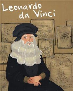 Obálka titulu Génius Leonardo da Vinci