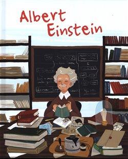 Obálka titulu Génius Albert Einstein