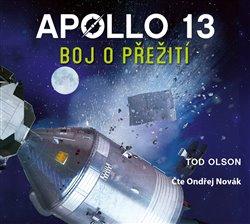 Obálka titulu Apollo 13: Boj o přežití