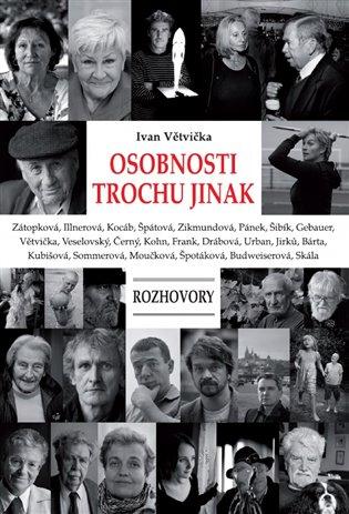 Osobnosti trochu jinak - Ivan Větvička | Booksquad.ink