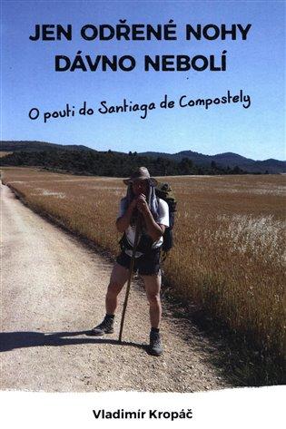 Jen odřené nohy dávno nebolí:O pouti do Santiaga de Compostely - Vladimír Kropáč | Booksquad.ink