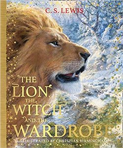 Obálka titulu The Lion, the Witch and the Wardrobe (The Chronicles of Narnia, Book 2)