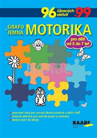 Grafomotorika a jemná motorika - -   Booksquad.ink