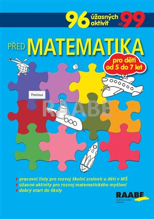 Předmatematika - - | Booksquad.ink