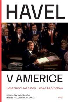 Obálka titulu Havel v Americe