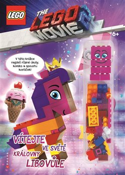 Obálka titulu Lego Movie 2 Vítejte ve světě královny Libovůle
