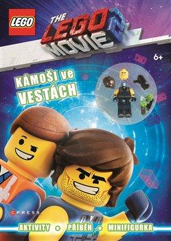 Obálka titulu The Lego Movie 2 Kámoši ve vestách