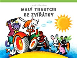 Obálka titulu Malý traktor se zvířátky