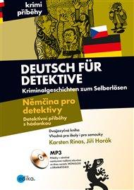 Němčina pro detektivy / Deutsch für Detektive