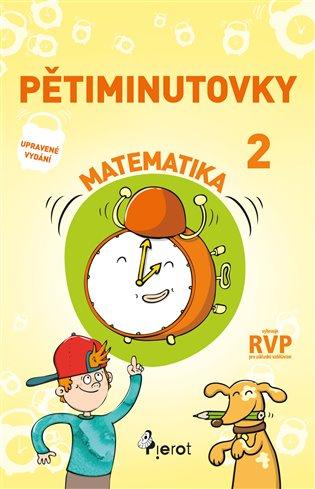 Pětiminutovky matematika 2. třída - Petr Šulc   Booksquad.ink